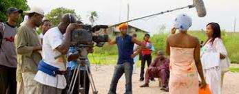 Nollywood film production is wrapped up in one to two weeks