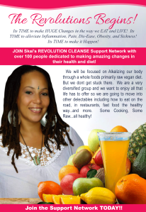 Skai Juice guides the Revolution to get healthier!