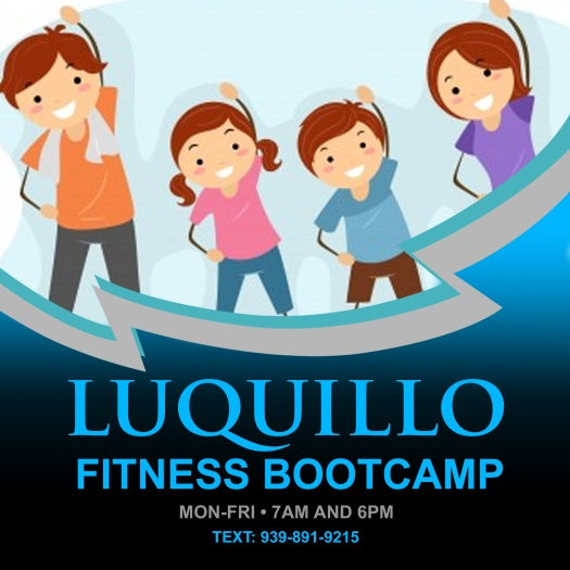 Loquillo Fitness Bootcamp sqaure